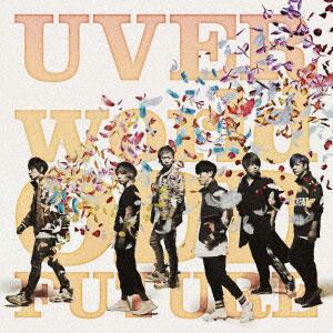 CD UVERworld / 「ODD FUTURE」 通常盤 (TVアニメ「僕のヒーローアカデミア」OPテーマ)[SME]《在庫切れ》
