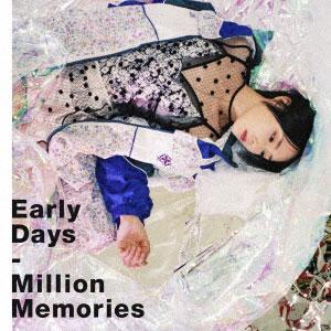 CD 暁月凛 / 「Early Days/Million Memories」 初回生産限定盤 DVD付 (TVアニメ 実験品家族 OPテーマ)[SME]《取り寄せ※暫定》