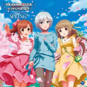 CD THE IDOLM@STER CINDERELLA GIRLS MASTER SEASONS SPRING![日本コロムビア]《在庫切れ》