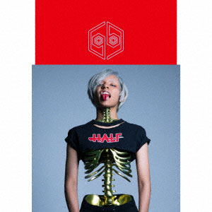 CD 女王蜂 / HALF 初回生産限定盤 (TVアニメ 東京喰種トーキョーグール:re ED主題歌)[SME]《取り寄せ※暫定》
