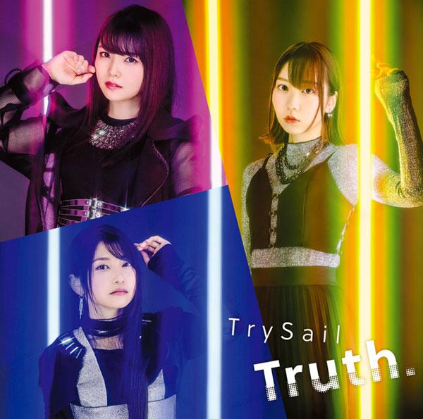 CD TrySail / Truth. 通常盤 (TVアニメ BEATLESS OP主題歌)[SACRA MUSIC]《取り寄せ※暫定》