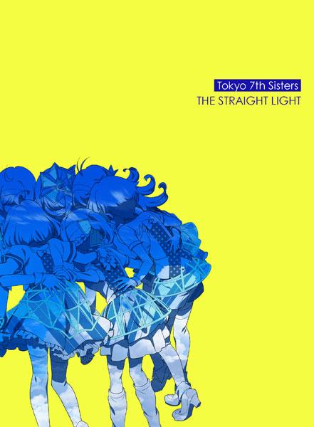 CD Tokyo 7th シスターズ / THE STRAIGHT LIGHT プレミアムボックス[ビクターエンタテインメント]《在庫切れ》