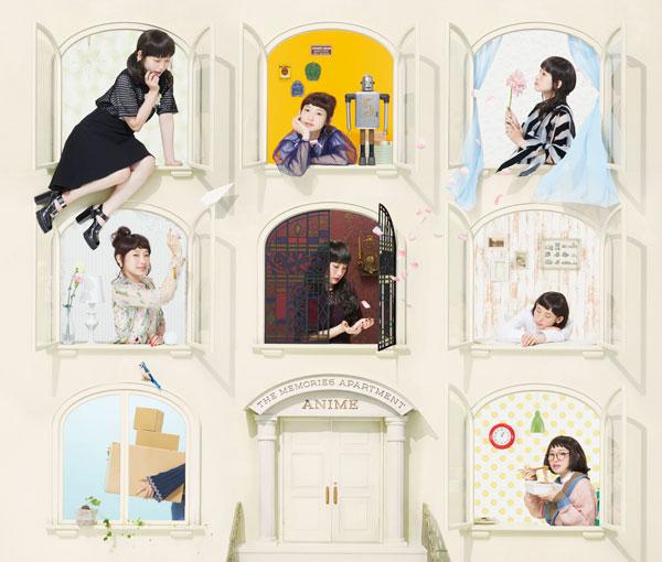 CD 南條愛乃 ベストアルバム THE MEMORIES APARTMENT ‐ Anime ‐初回限定盤DVD付[NBC]《在庫切れ》