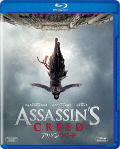 BD アサシン・クリード (Blu-ray Disc)[20世紀 フォックス ホーム エンターテイメント ジャパン]《取り寄せ※暫定》