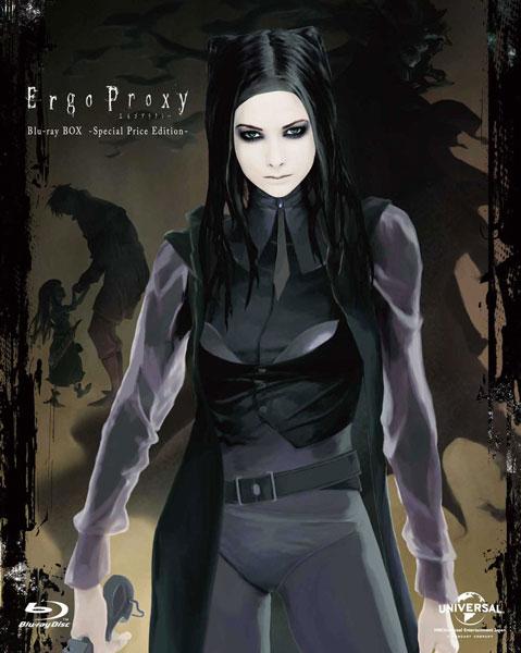 BD Ergo Proxy Blu-ray BOX〈スペシャルプライス版〉[NBC]《08月予約※暫定》