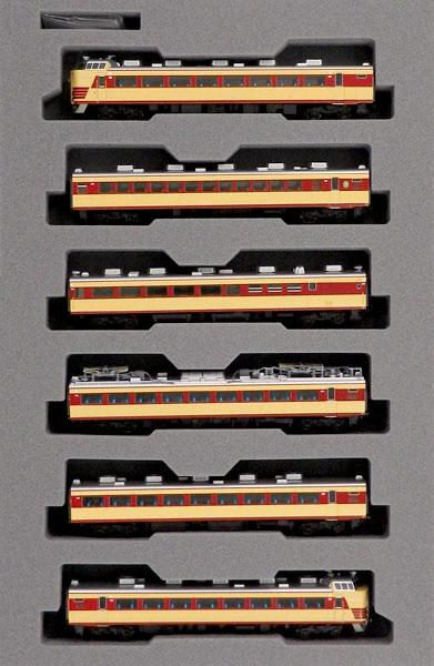 10-1479 485系200番台 6両基本セット[KATO]【送料無料】《取り寄せ※暫定》