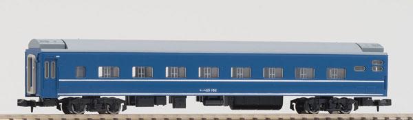9524 国鉄客車 オハネ25 100形(銀帯)[TOMIX]《発売済・在庫品》