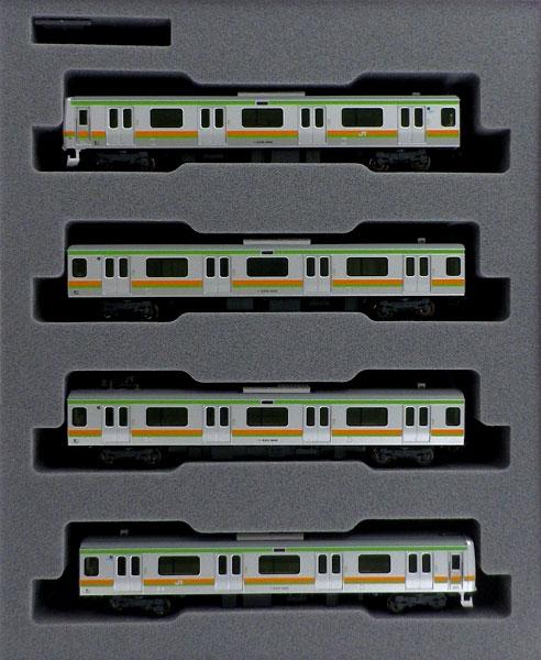 10-1494 E231系3000番台 八高線・川越線 4両セット[KATO]《取り寄せ※暫定》