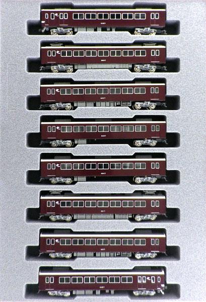 10-1436 阪急6300系(小窓あり) 8両セット[KATO]【送料無料】《発売済・在庫品》