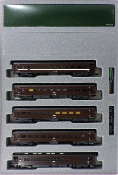10-1499 D51 200+35系〈SL「やまぐち」号〉 6両セット [特別企画品][KATO]【送料無料】《発売済・在庫品》