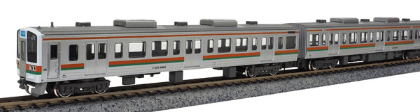 30772 JR211系5000番台(1次車・中央西線) 3両編成セット(動力付き) 完成品[グリーンマックス]【送料無料】《10月予約》