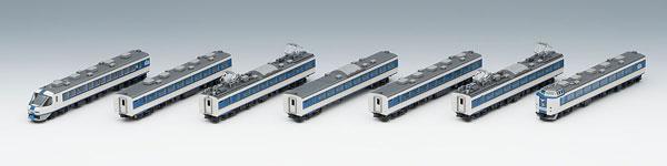 98650 JR 485系特急電車(しらさぎ・新塗装)セットA(7両)[TOMIX]【送料無料】《10月予約》