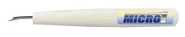 職人堅気 マイクロ1ミリ 平刀 幅1.0mm ベントタイプ[シモムラアレック]《取り寄せ※暫定》