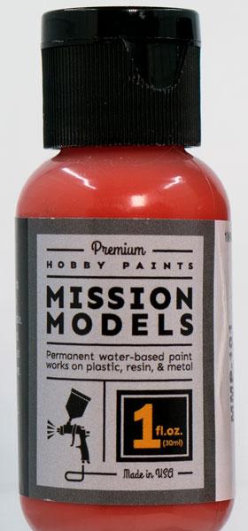 ミッションモデルズペイント MMP-101 インシグニアレッド FS31136[ミッションモデルス]《在庫切れ》