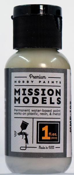 ミッションモデルズペイント MMP-102 エアクラフトグレー(グロス) FS16473[ミッションモデルス]《在庫切れ》