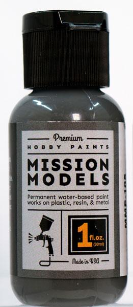 ミッションモデルズペイント MMP-105 ウォームブラックグレー(タイヤ色2)[ミッションモデルス]《在庫切れ》