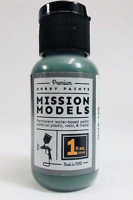 ミッションモデルズペイント MMP-112 暗緑色 日本海軍機D1[ミッションモデルス]《在庫切れ》