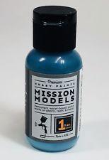 ミッションモデルズペイント MMP-113 青竹色(クリアー) 日本機[ミッションモデルス]《在庫切れ》