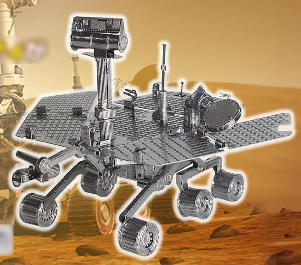 メタリックナノパズル T-MN-069 火星探査車 スピリット/オポチュニティ[テンヨー]《在庫切れ》