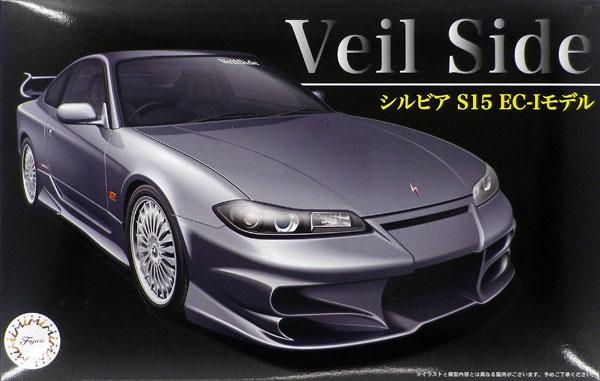 1/24 インチアップシリーズ No.126 ヴェイルサイド シルビア S15 EC-Iモデル プラモデル[フジミ模型]《発売済・在庫品》