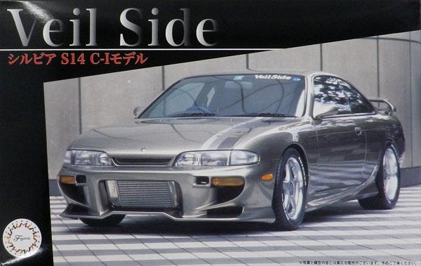 1/24 インチアップシリーズ No.264 ヴェイルサイド シルビア S14 C-Iモデル プラモデル[フジミ模型]《発売済・在庫品》
