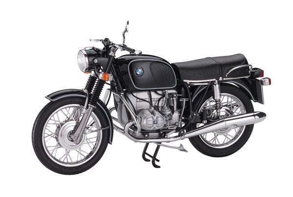 1/10 BMW R75/5 プラモデル(再販)[ハセガワ]《発売済・在庫品》