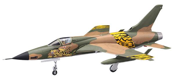 """1/72 「エリア88」F-105D サンダーチーフ """"グエン・ヴァン・チョム"""" プラモデル[ハセガワ]《取り寄せ※暫定》"""