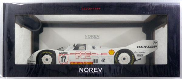 1:18 Norev Porsche 962C  Winner Supercup Stuck 1987