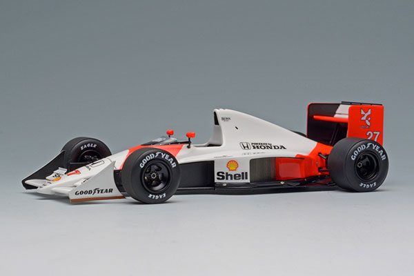 1/43 マクラーレン ホンダ MP4/5B USA GP 1990 No,27(再販)[メイクアップ]【送料無料】《在庫切れ》