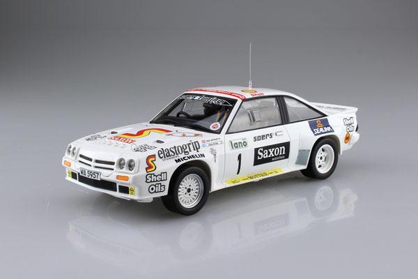 1/24 ベルキット No.009 Opel Manta 400 GR. B Jimmy McRae 24 Uren van Ieper プラモデル[スカイネット]《09月予約》