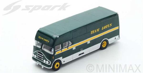 1/43 Bedford transporter Team Lotus 1963-1967[スパーク]《10月仮予約》