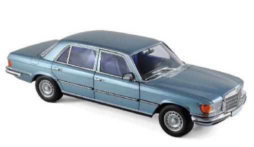1/18 メルセデス・ベンツ 450 SEL 6.9 1976 メタリックブルーグレー[ノレブ]《在庫切れ》