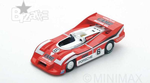 1/43 Porsche 917/30 221.160mph No.6 World's Closed Course Speed Record Car 1975 Mark Donohue[ビザール]《08月予約※暫定》