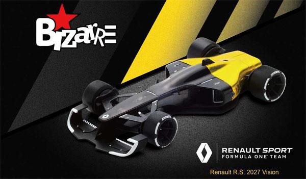 1/43 Renault R.S. 2027 Vision[ビザール]《09月予約※暫定》