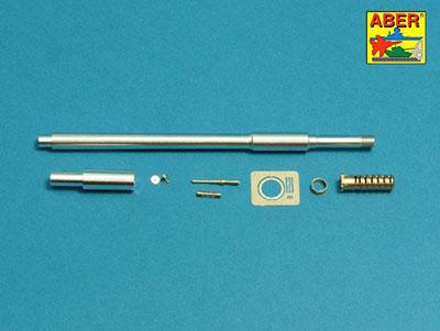 1/35 露・オブイェークト279用130mm主砲&14.5mm同軸機銃(パンダ&タコム)[アベール]《在庫切れ》