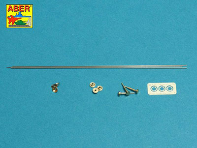 1/35 露T-55等R-113アンテナ3本セット[アベール]《在庫切れ》