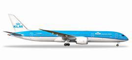 "1/500 787-9 KLM PH-BHO ""rchid""[ヘルパウイングス]《09月仮予約》"