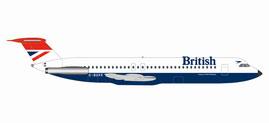 1/500 BAC 1-11-500 ブリティッシュエアウェイズ Negus colors G-BGKE[ヘルパウイングス]《09月仮予約》