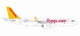 1/500 A320neo ペガサス航空 TC-NBA[ヘルパウイングス]《09月仮予約》