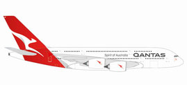 1/500 A380 カンタス航空 新塗装 VH-OQF[ヘルパウイングス]《09月仮予約》
