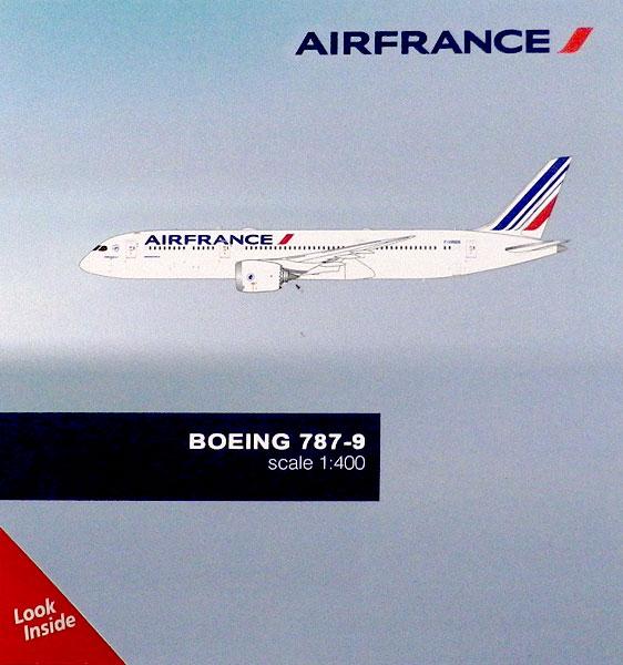 1/400 Gemini Jets エールフランス 787-9 F-HRBB[ジェミニ]《07月仮予約》