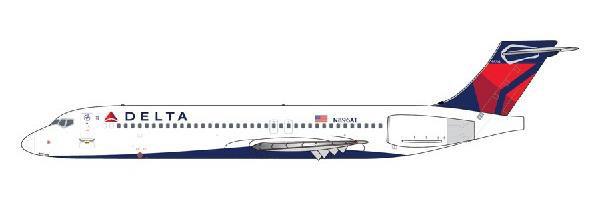 1/400 Gemini Jets デルタ航空 717-200 N896AT[ジェミニ]《07月仮予約》