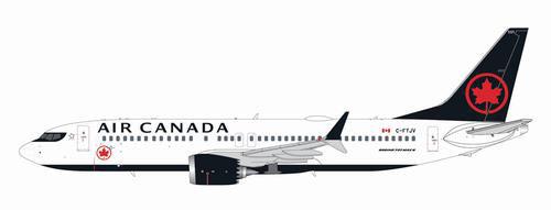 1/200 Gemini200 737 MAX8 エアカナダ C-FTJV[ジェミニ]《07月仮予約》