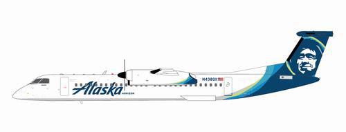 1/200 Gemini200 DASH 8-Q400 アラスカ航空 新塗装 N438QX[ジェミニ]《在庫切れ》
