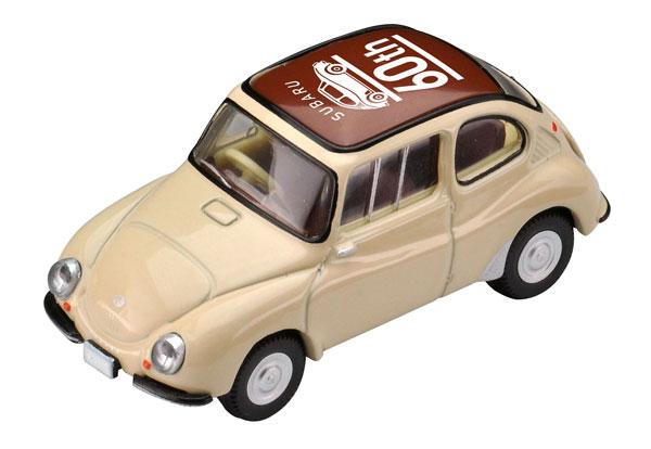 トミカリミテッドヴィンテージ ネオ TLV-173a スバル360 SUBARU60周年記念[トミーテック]《発売済・在庫品》