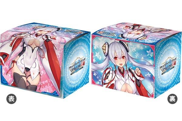 キャラクターデッキケースコレクションMAX ファンタシースターオンライン2 トレーディングカードゲーム「マトイ」[ブロッコリー]《在庫切れ》