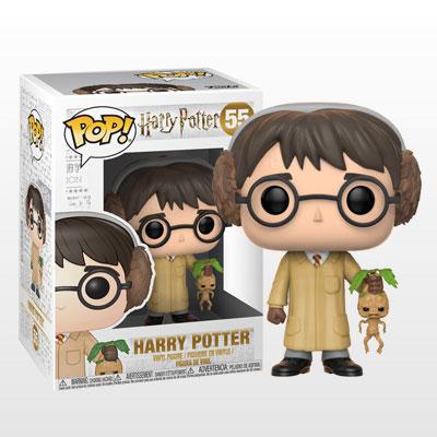 ポップ! 『ハリー・ポッター』ハリー・ポッター(薬草学版)[ファンコ]《在庫切れ》