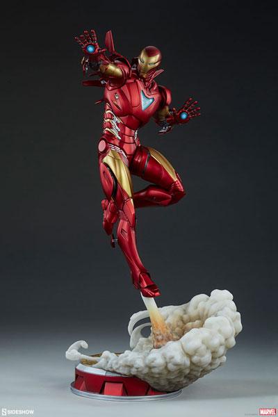 『マーベル・コミック』 アイアンマン エクストリミス・マーク2 byアディ・グラノフ