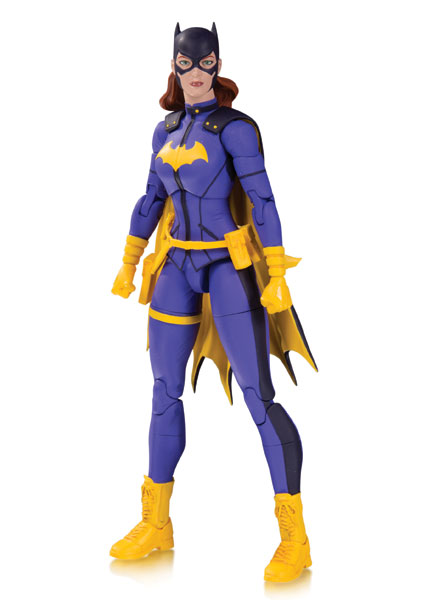 『DCコミックス』6インチ DC アクションフィギュア 「エッセンシャルズ」バットガール