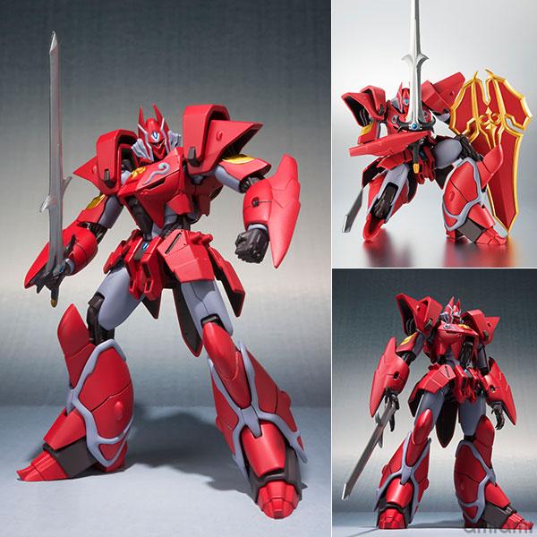 ROBOT魂〈SIDE PB〉 鉄巨神 『OVA 機甲界ガリアン 鉄の紋章』より[BANDAI SPIRITS]《発売済・在庫品》